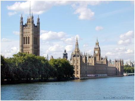 テムズ川を中心にイギリス・ロンドンの観光名所を写真で紹介
