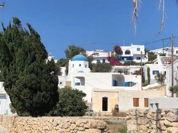 Donousa Village Grecia