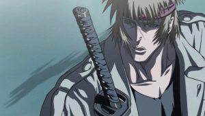 Los inmortales, en busca de la venganza 2, yoshiaki kawajiri película de anime