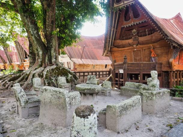 culture batak sumatra