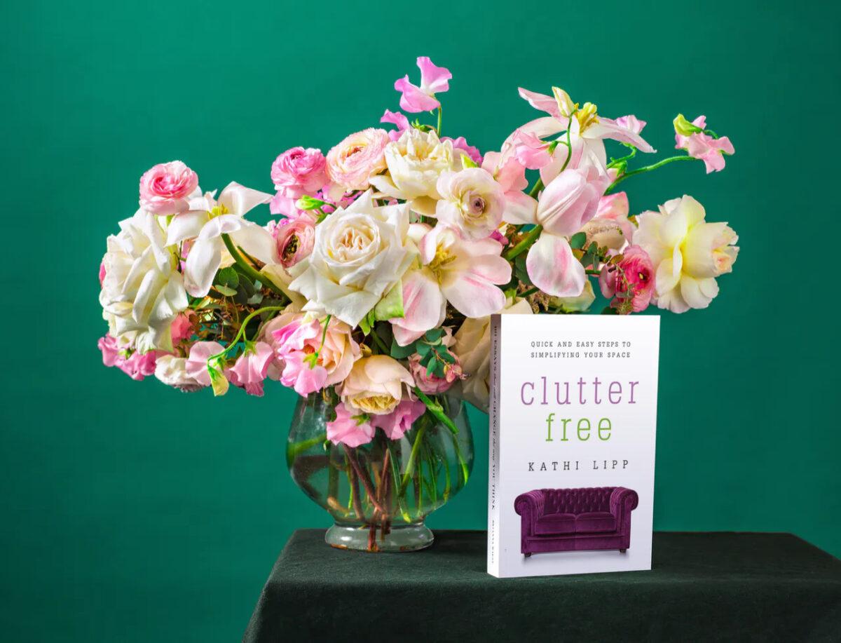 Best decluttering book 3: Clutter Free - by Kathi Lipp