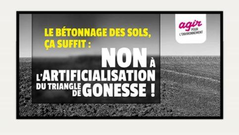 Soutenir Bernard Loup et les sauveteurs de terre de Gonesse