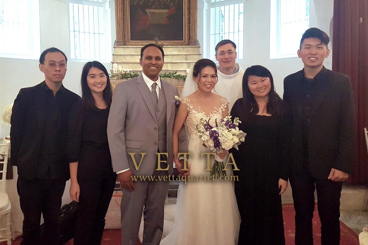 Jayne's Wedding at Armenian Church