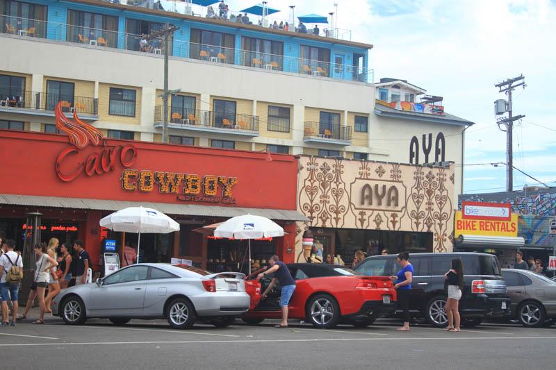 Restaurantes en Venice Beach