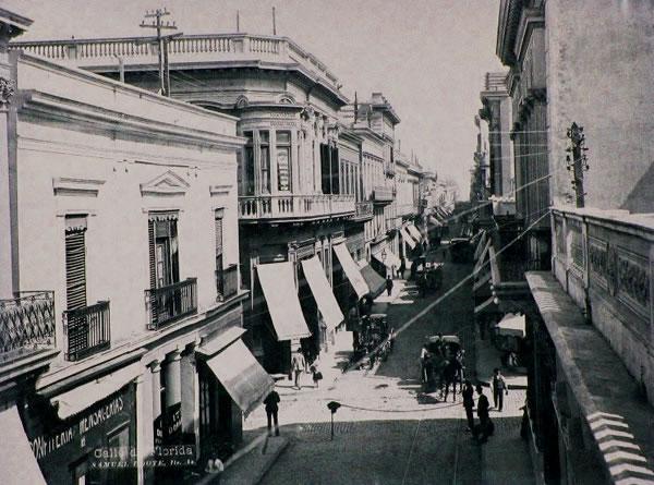 Florida: Buenos Aires' Downtown Pedestrian Mall
