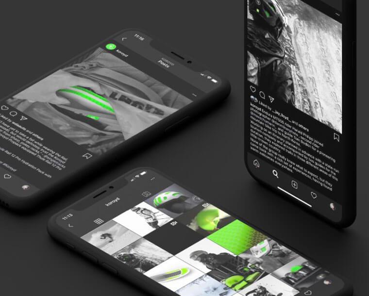 Working With Koroyd: A Revolutionary Tech Company in Monaco Waterhouse Digital Agency Project