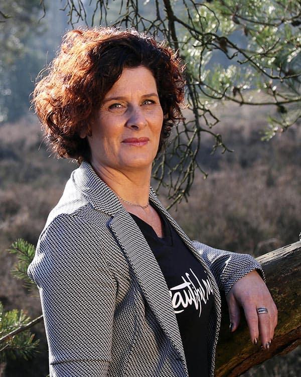 Jacqueline Wissing portret