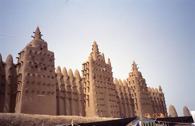 Grand Mosque, Djenne