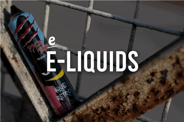 Eco Vape E-liquids