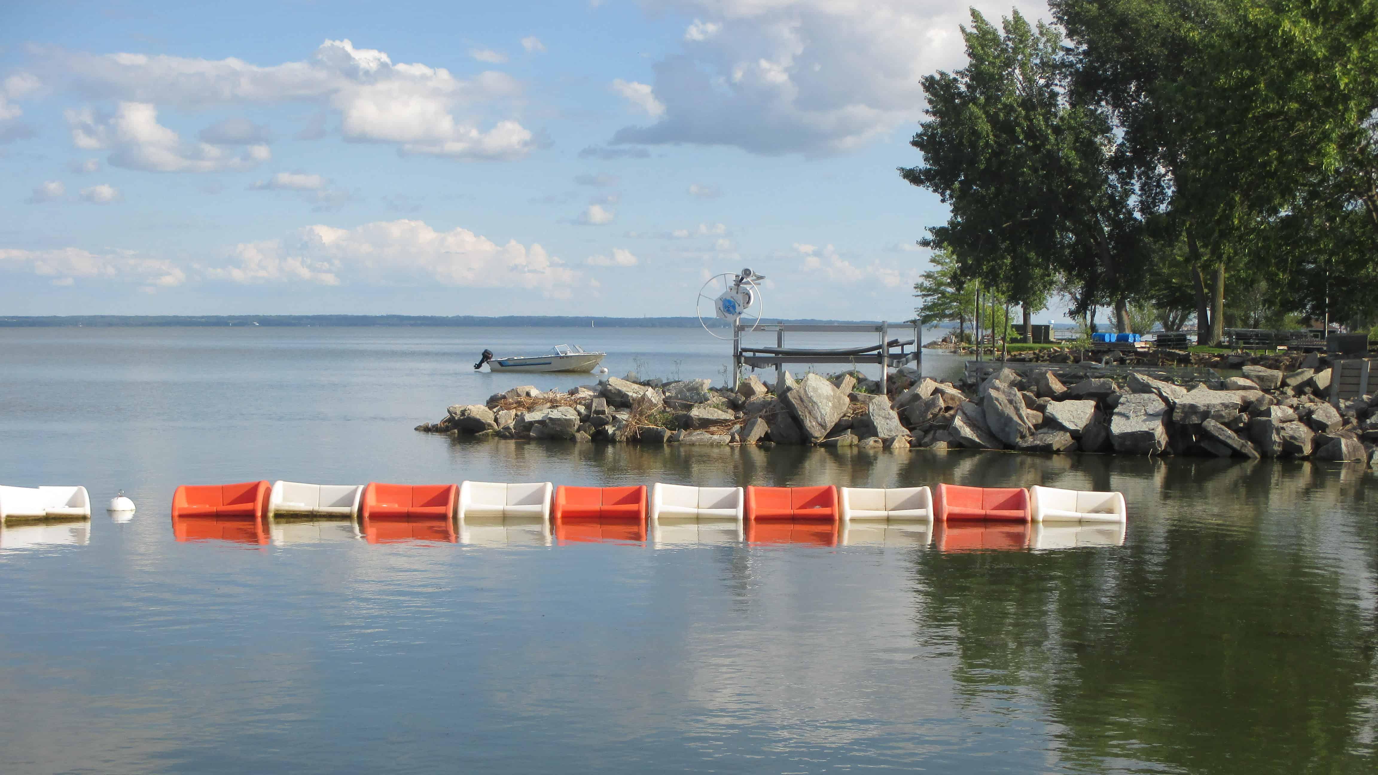 Wave Eater Buoy Precast Concrete Solution Wieser Concrete