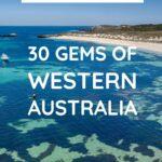 Things to see in Western Australia