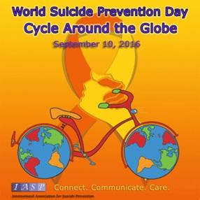 logo journée mondiale de prevention du suicide