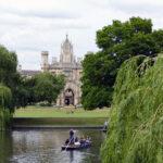 Cambridge legt vor