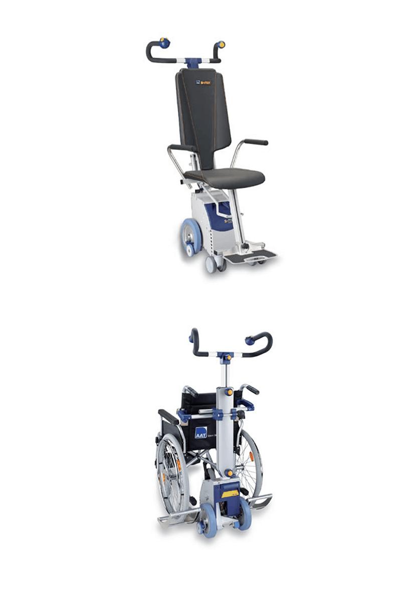 S-Max Stairclimber SDM7 Wheelchair