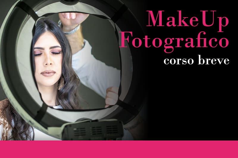 Corsi Brevi - Make Up Fotografico - Accademia del Benessere FIMA