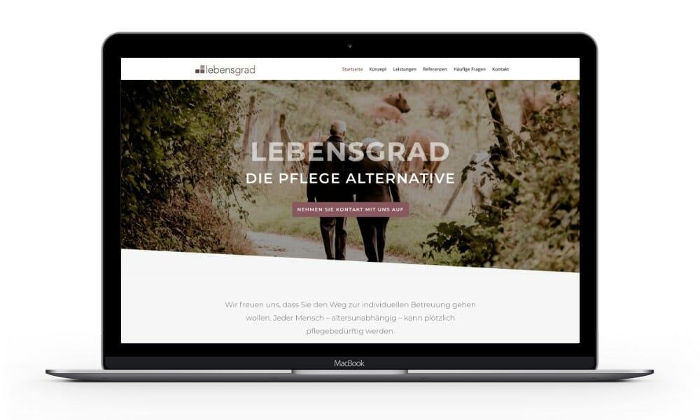 Alex Plappert Lebensgrad Webseite Referenz
