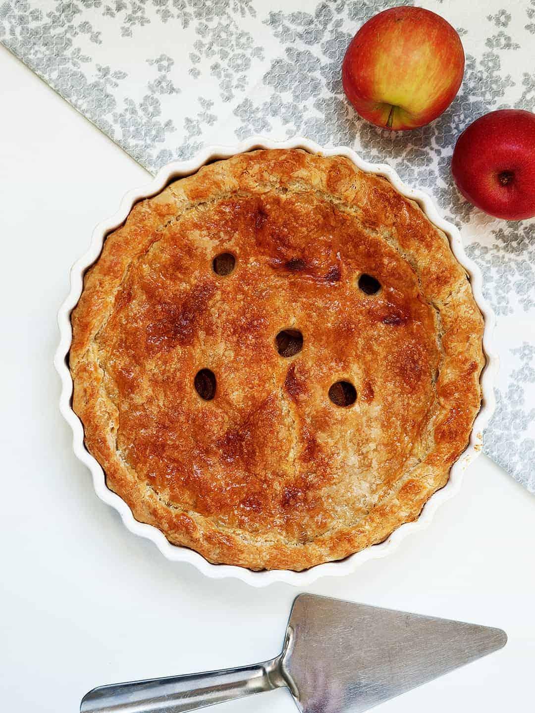 Apple Pie Recipe from Scratch
