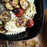 Cream Cheese Zucchini Pasta Recipe