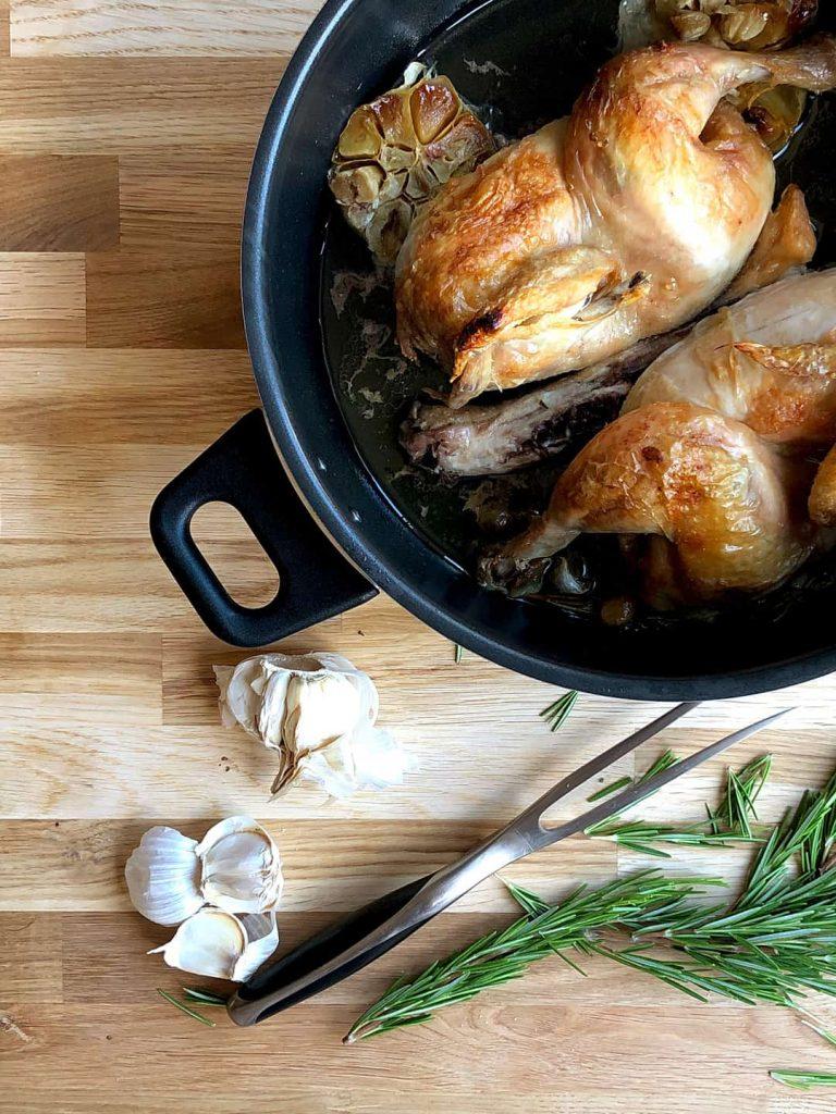 Remoska Roast Chicken