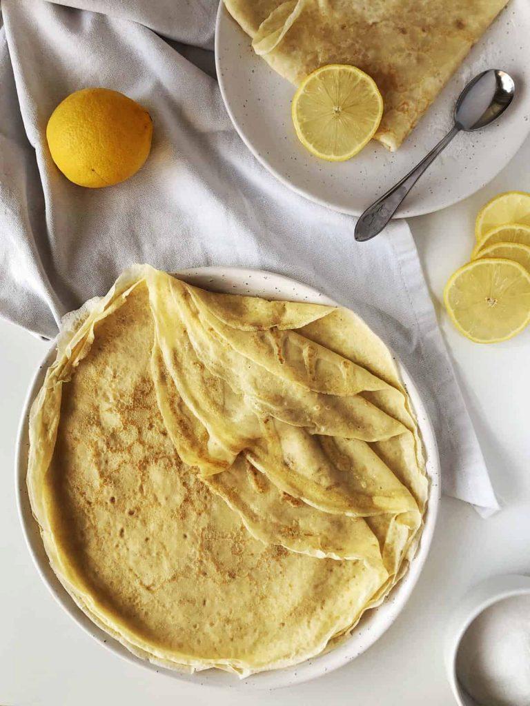 Delia Smith Pancakes / Tried & Tested
