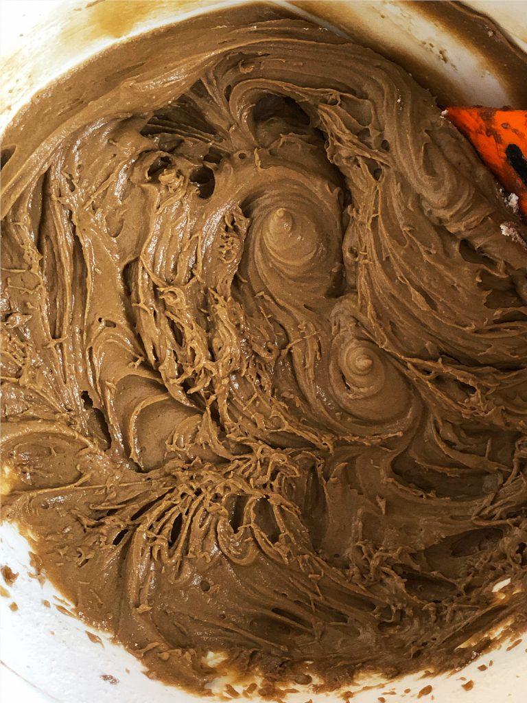 cake batter mix