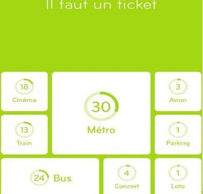 Solution 2ème niveau 94% : il faut un ticket