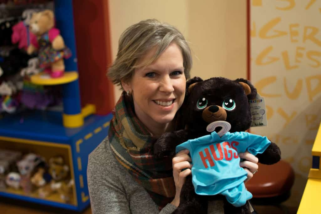 Build a Bear campaign to make money blogging