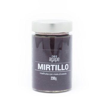 Mielfrutta Mirtillo 230g
