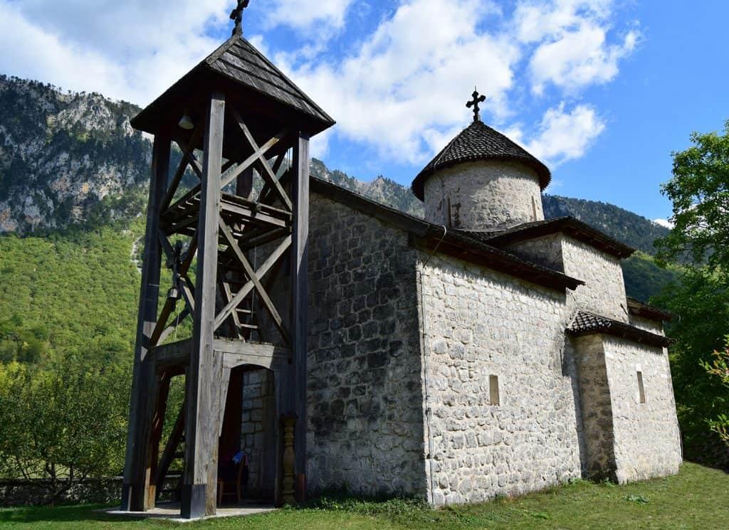 Monastery Dobrilovina