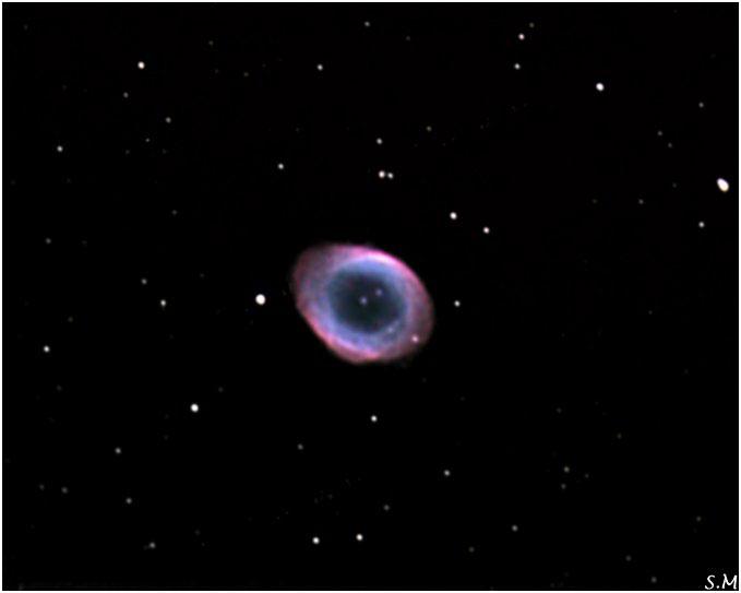 M57 - Nébuleuse de la Lyre