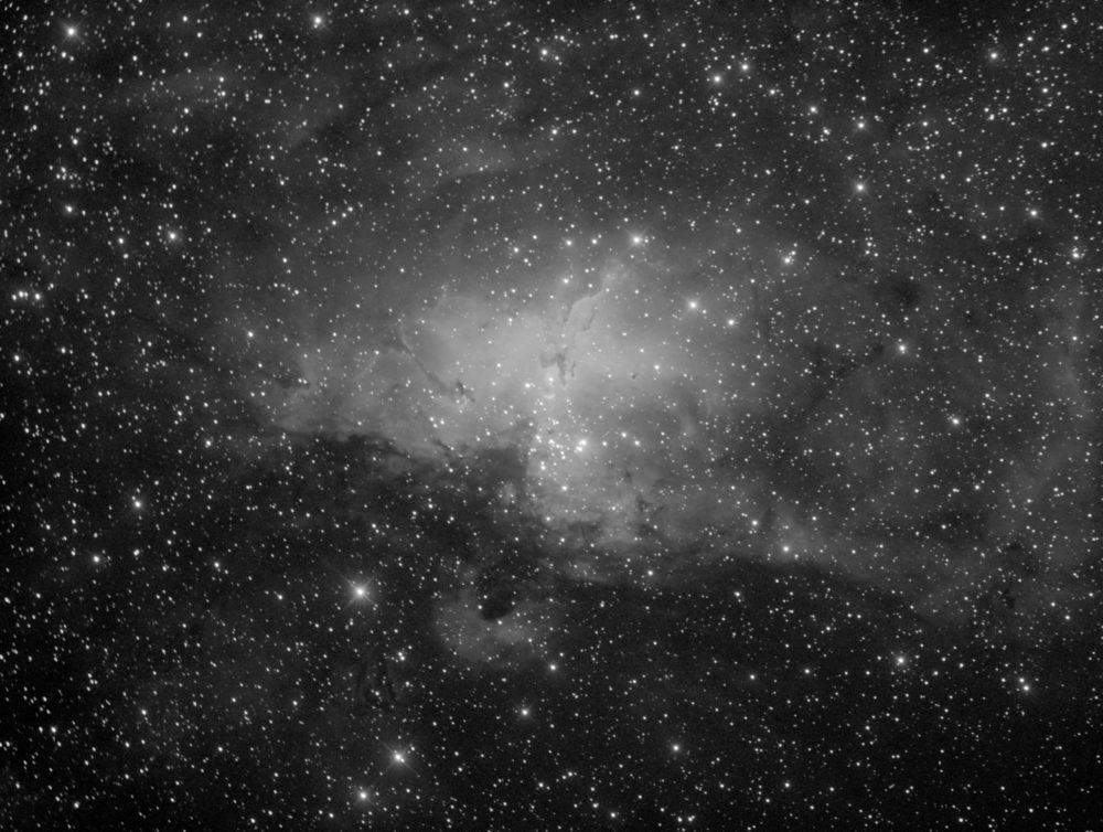 Messier 16 dans le Sagittaire