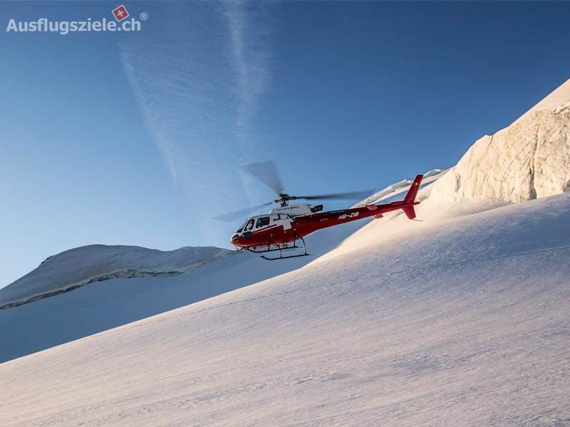 Helikopter Rundflug Mythos Eigernordwand