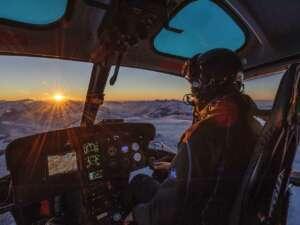 Geschenkgutscheine zu Helikopter und Flugzeug Rundflüge