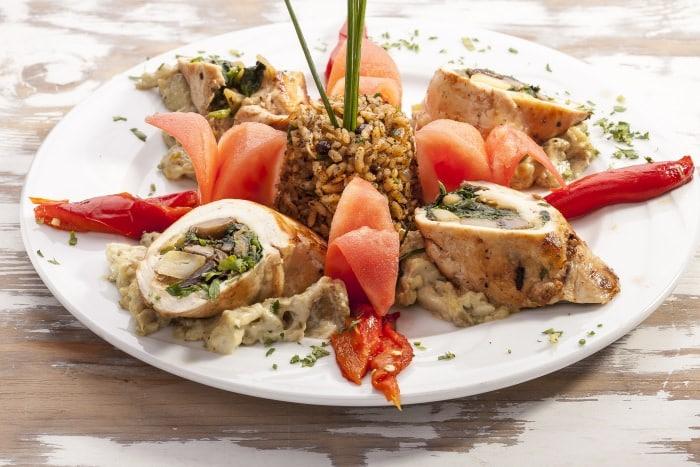 Avrasia Chicken Roll