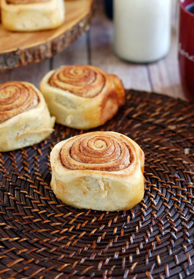 Sourdough Cinnamon Bun