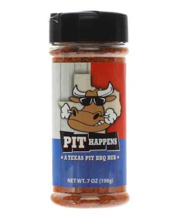 R036 – Pit Happens Texas Pit BBQ Rub – 198g (7 oz)01