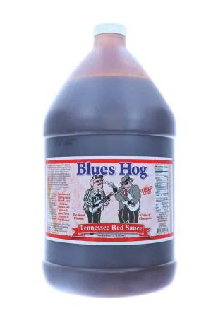 S039 – Blues Hog 'Tennessee Red' BBQ Sauce – 3.785 l (1 US Gal – 128 oz)01