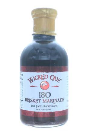 M010 - Wicked Que '180' Brisket Marinade - 510g (18 oz)01