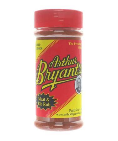 R001 – Arthur Bryant's Meat & Rib Rub – 170g (6 oz)01