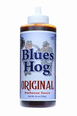 S341 - Blues Hog BBQ 'Original' BBQ Sauce (Squeeze Bottle) - 708g (250 oz)01