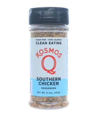 R590 - Kosmo's Q 'Southern Chicken' Clean Eating Seasoning - 147g (5.2 oz)01