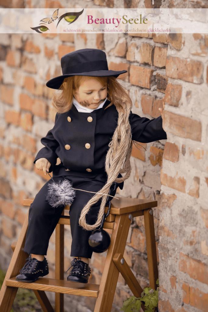 Die Glücksbringer und das Glückssymbol Schornsteinfeger