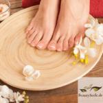 Die Haut Deiner Füße richtig pflegen