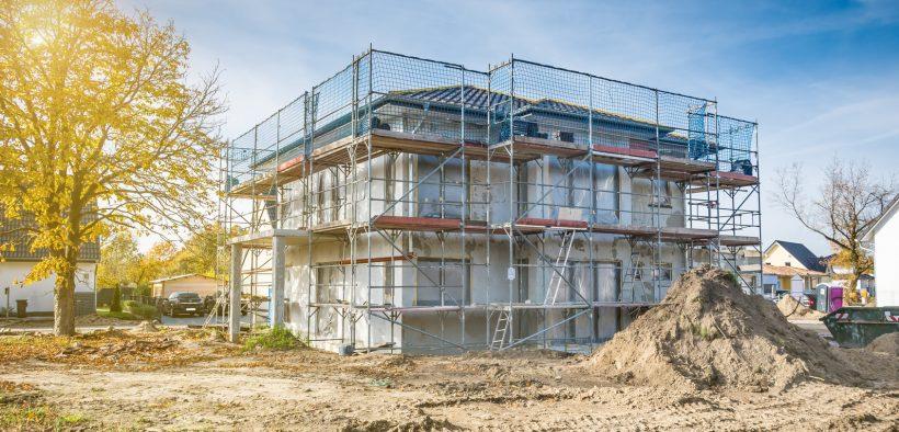 Die Bauart eines Hauses bestimmt maßgeblich sein Erscheinungsbild