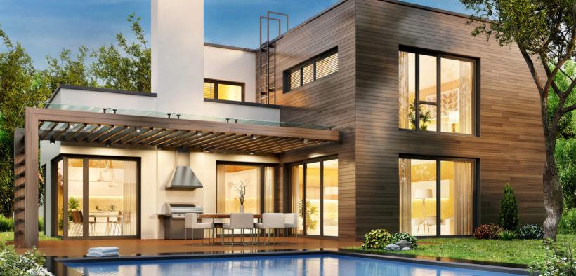 Moderne Häuser - die große Vielfalt