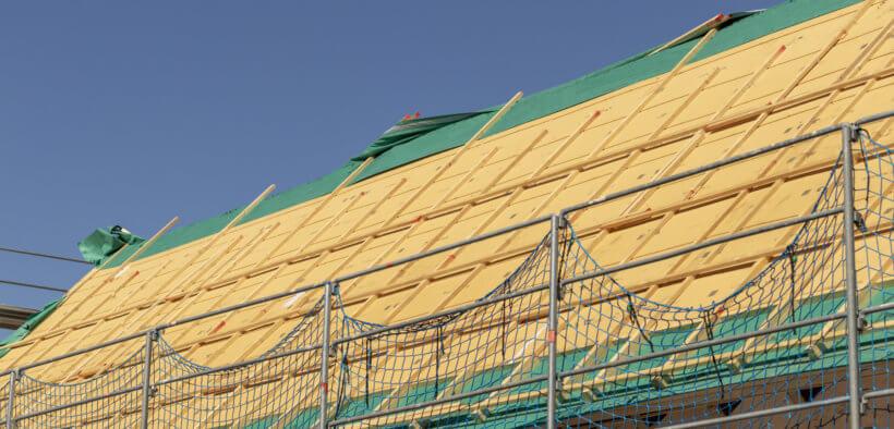 Bei der Dachdämmung stehen verschiedene Methoden zur Verfügung