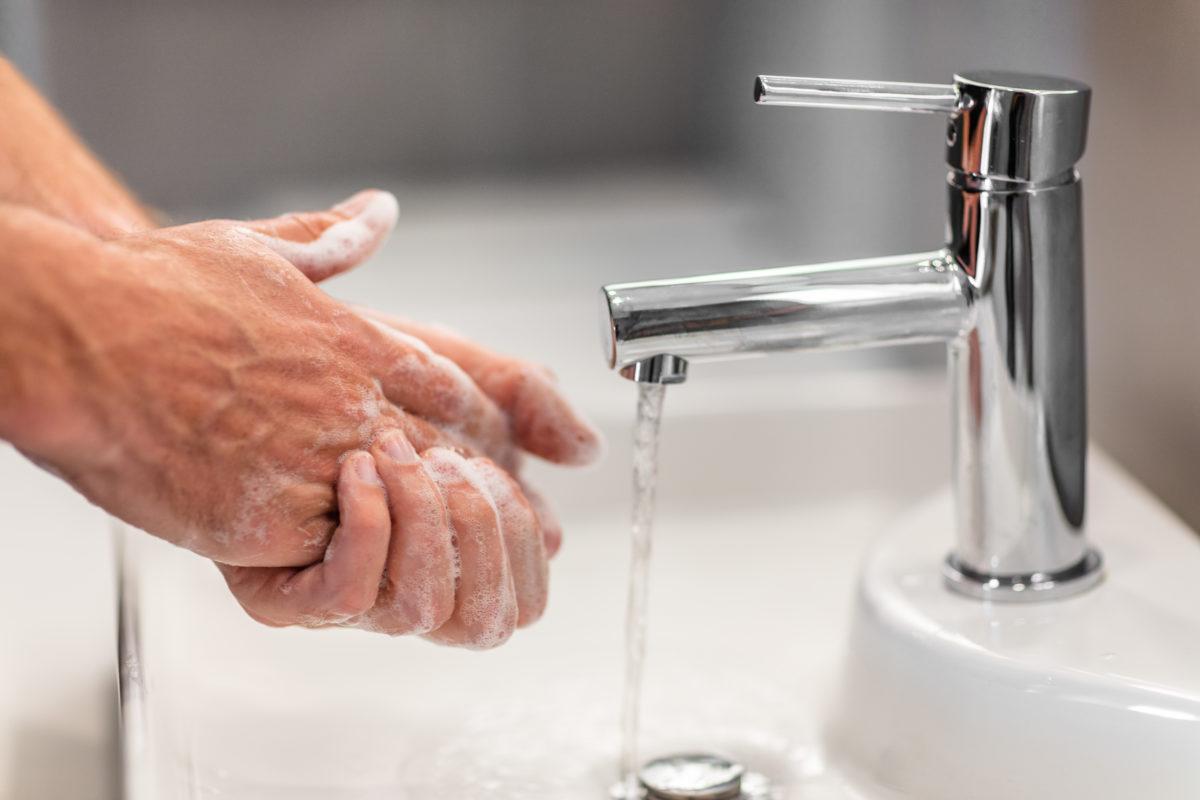 Zusätzliche Hygienemaßnahmen sind während der Corona-Krise besonders wichtig.