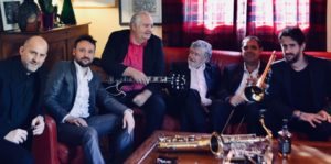 Soirée vigneronne musicale – Hot Swing Daddies Septet
