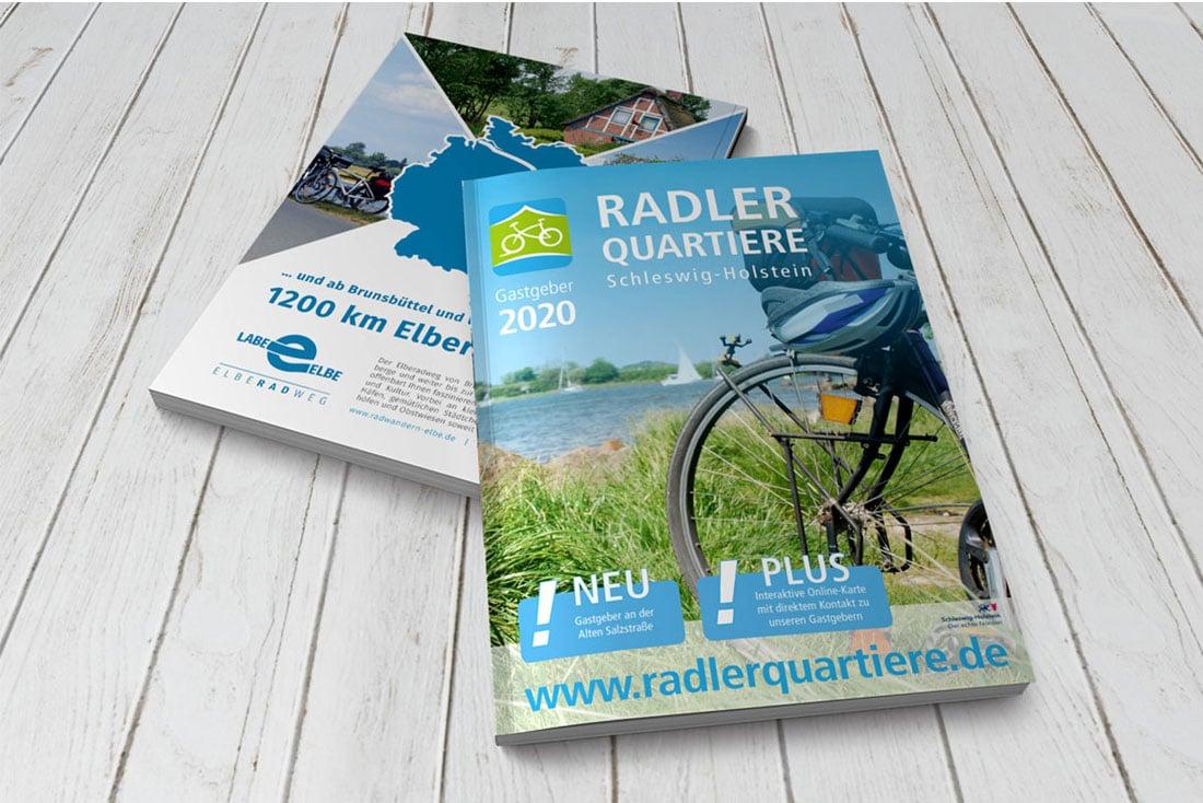 Radlerquartiere · Gastgeberverzeichnis