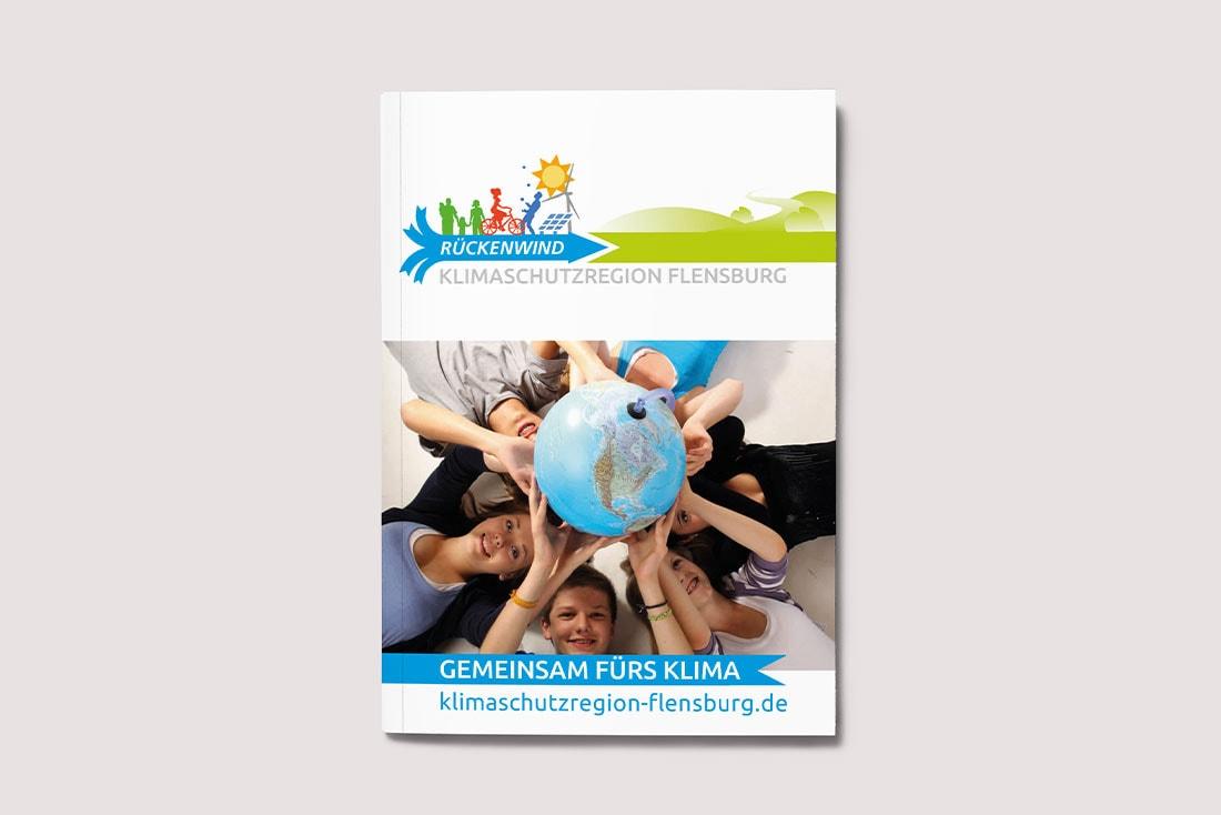Klimaschutzregion Flensburg · Broschüre